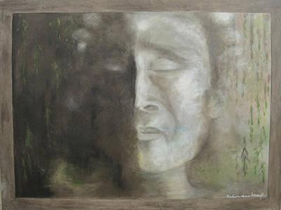 Sorrow Print by Barbara Anna Knauf