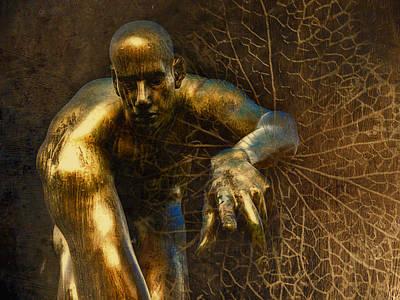 Allegory Photograph - Soul Cage by Joachim G Pinkawa