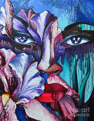 Juxtapose Painting - Soul Nurture by Mariana Pittman
