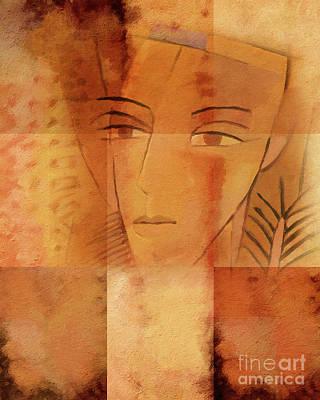 Soul Sister Print by Lutz Baar