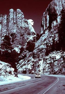 South Dakota Midnight - Black Hills Print by Art America Online Gallery