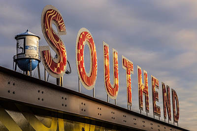 South End Print by Chris Austin