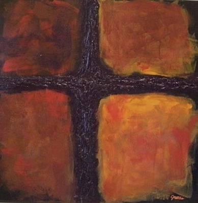 Southern Cross Print by Jim Ellis