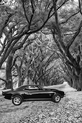 Car Photograph - Southern Muscle by Steve Harrington