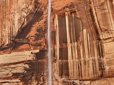 Sheer Photograph - Southwest Wonder by Leland D Howard