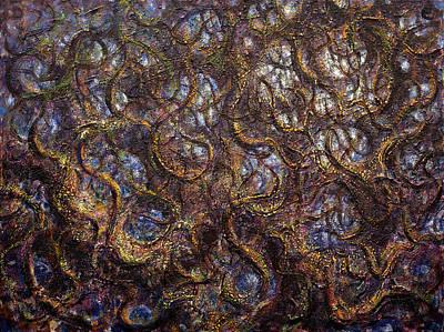 Space Organism Original by De Es Schwertberger