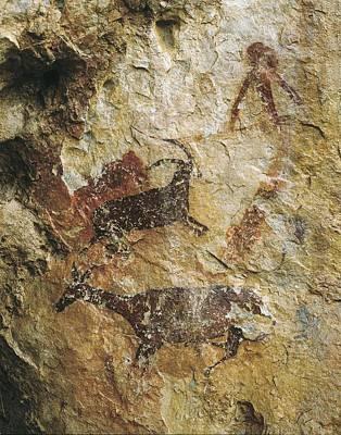 Spain. El Perell�. Cave Of La Cabra Print by Everett