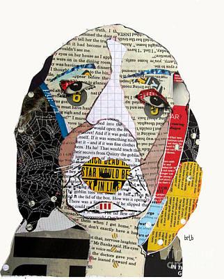 Spaniel  Print by Bri B