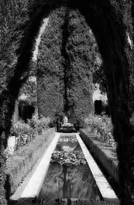 Spanish Landscape Photograph - Spanish Garden by Mountain Dreams