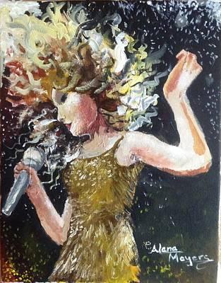 Sparkle Original by Alana Meyers
