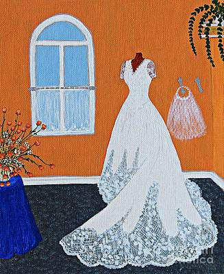 Special Day Print by Barbara Griffin