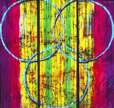Spectrum Print by Kay Shaffer