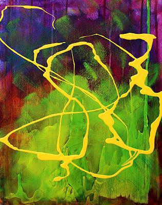 Spiral Original by Nancy Merkle