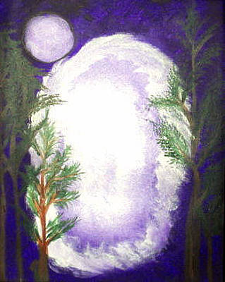 Spirit Portal Original by Dayila Divine