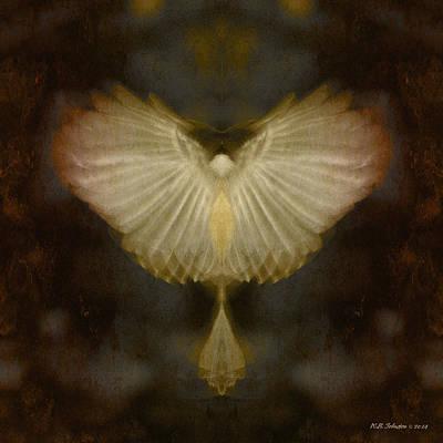 Spirit Rising Print by WB Johnston