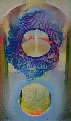Spiritscapes Print by Jeremy Johnson