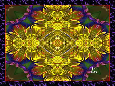 Digital Art - Splendida by Janet Russell
