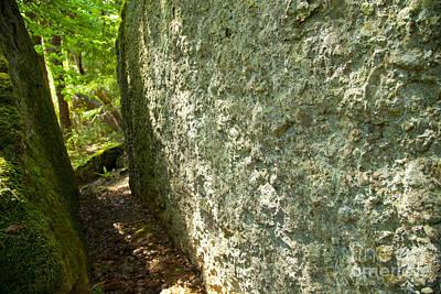 Split Rock Of Maxwell Original by Graham Foulkes