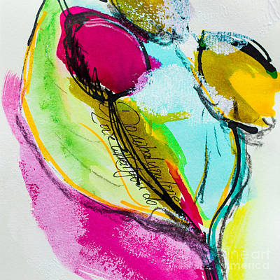 Fineart Mixed Media - Spring Colours II by VIAINA Visual Artist
