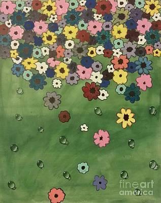 Spring Print by Debra Acevedo