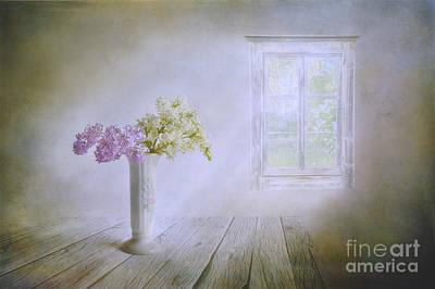 Traditional Digital Art - Spring Dream by Veikko Suikkanen