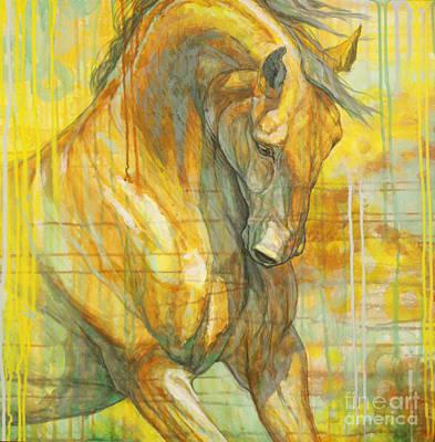 Spring Energy Print by Silvana Gabudean