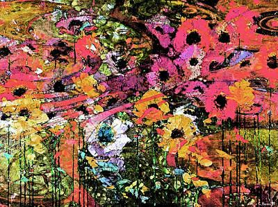 Spring Eternal Print by Catherine Harms