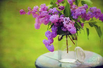 Spring Memories Print by Darren Fisher