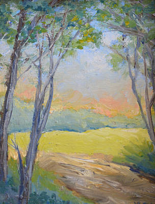 Painting - Springtime In The South by Betty McGlamery