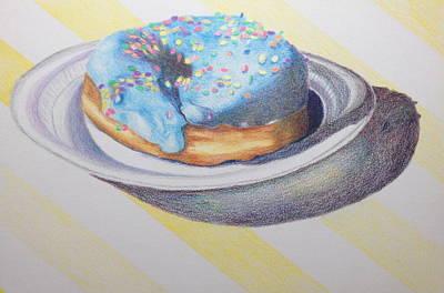 Sprinkles Anyone Print by Susan Roberts