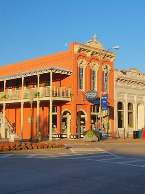 Square Books Oxford Mississippi Print by Joshua House