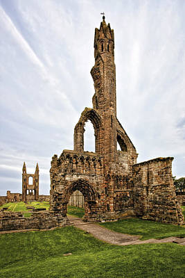 Churches Photograph - St. Andrews by Marcia Colelli
