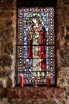 Saint Catherine Of Siena Chapel Photograph - St. Catherine Of Siena by Lynn Sprowl