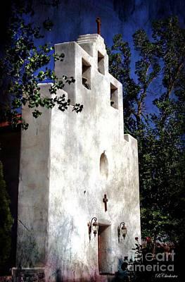 St. Francis De Paula Catholic Church Tularosa New Mexico Photograph - St. Francis De Paula by Barbara Chichester