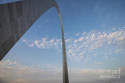 Stan Musial Photograph - St. Louis Missouri Gateway Arch 8935 by David Haskett