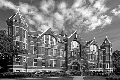 Idea Photograph - St. Norbert College Main Hall by University Icons