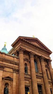 Fine Art. Paul St George Photograph - St Peters And Paul by Art Dingo