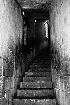 Stairway  Print by Steven  Taylor