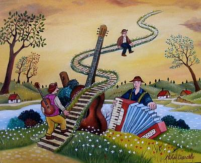 Stairway To Heaven Original by Mihai Dascalu