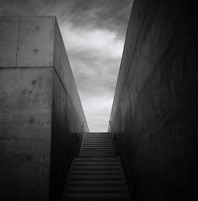 Stairway To Heaven Print by Shaun Higson