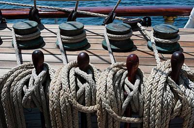 Sergio Photograph - Star Flyer Sailing Cruise Ship, Costa by Sergio Pitamitz