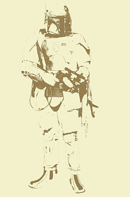 Star Wars Trooper Original by Toppart Sweden