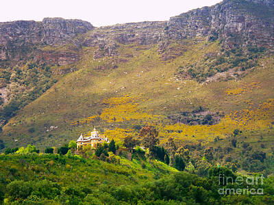 Stark Conde Wine Estate Stellenbosch South Africa 2 Print by Charl Bruwer