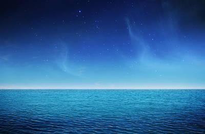 Starlight Lagoon Original by Philippe Meisburger