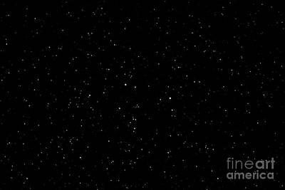Starry Night Sky Print by Jeremy Linot
