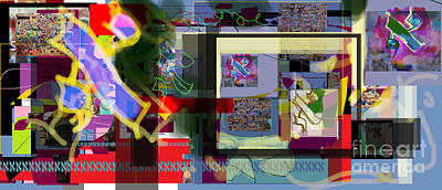 Inner Self Digital Art - Wiping Out The Language Of Amalek 1c by David Baruch Wolk
