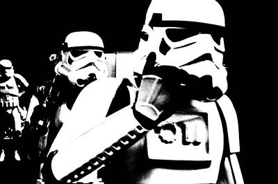 Starwars Troopers Original by Toppart Sweden
