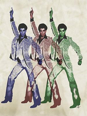 Stayin Alive Pop 5 Original by Tony Rubino