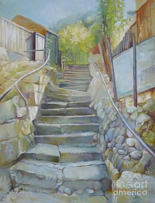Step By Step Print by Elena Oleniuc