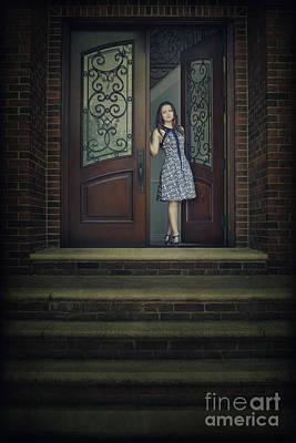 Step Into My Dream Print by Evelina Kremsdorf